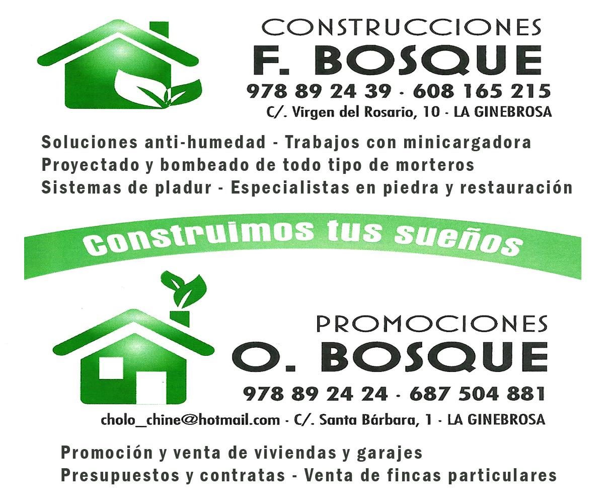 Logo Construcciones F.Bosque