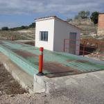 Bascula municipal obras