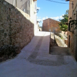 Calle Virgen del remedio frontal