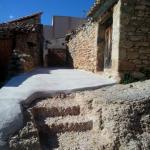 Calle Virgen del remedio obras