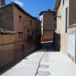 Calle Virgen del remedio trasera