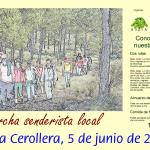 Cartel Marcha Sendersita 2010