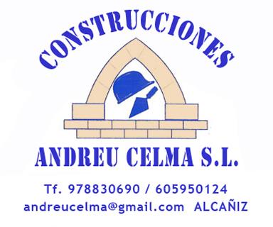 Logo Construcciones Andreu
