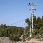 Electrificacion antena