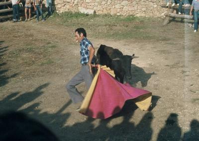 Fiestas 1980-82 torero