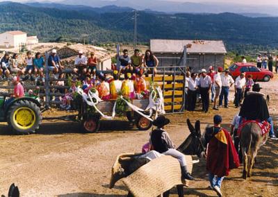 Fiestas 1992 a 1994 remolque