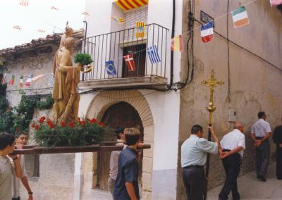 Fiestas 2000 procesion