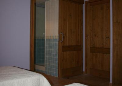 Habitacion san crsitobol puerta