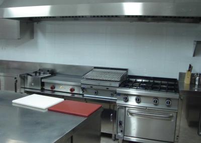 Hostal cocina