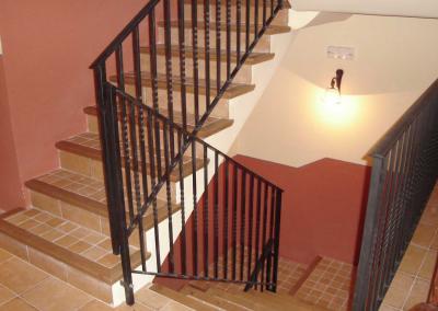 Hostal escalera