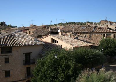Hostal vistas terraza