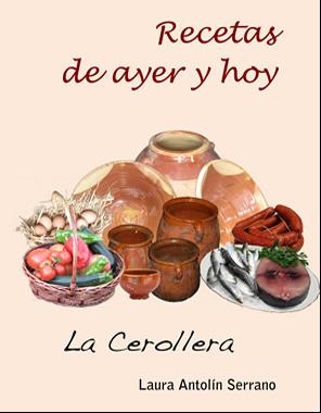 """Libro """"Recetas de ayer y hoy"""""""