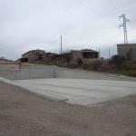 Muelle de carga lateral