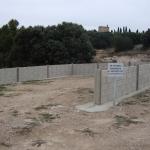 Muelle de carga muros