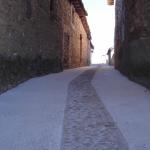 Obras calle modesto