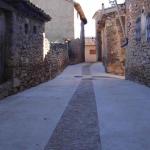 Obras calle modesto recta