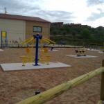 Parque para mayores maquinas