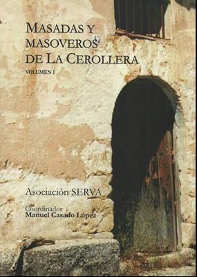 """Libro """"Masadas y masoveros de la Cerollera vol I"""""""