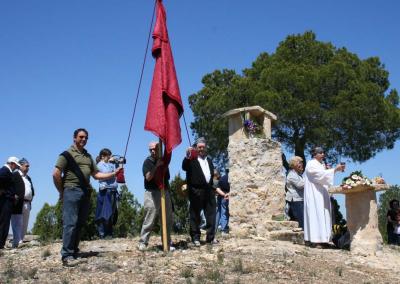 Romeria al santet 2006 misa