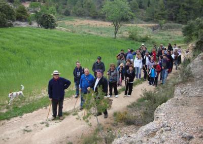 Romeria al santet 2011 subida