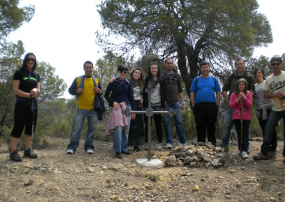 Romeria al santet 2012 cruz