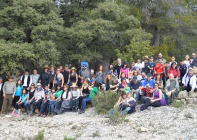 Romeria al santet 2015 grupo