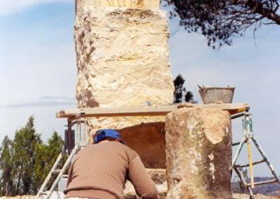 Romeria al santet obras