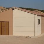 Salon municipal exterior