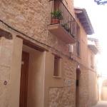 Vivienda calle La Iglesia balcon