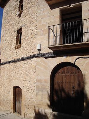 Fachada Casa Marcelino