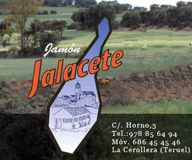 Logo Jamón jalacete