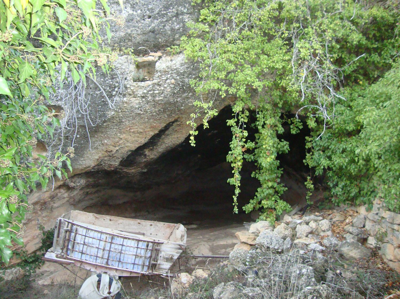 Cova del Molí