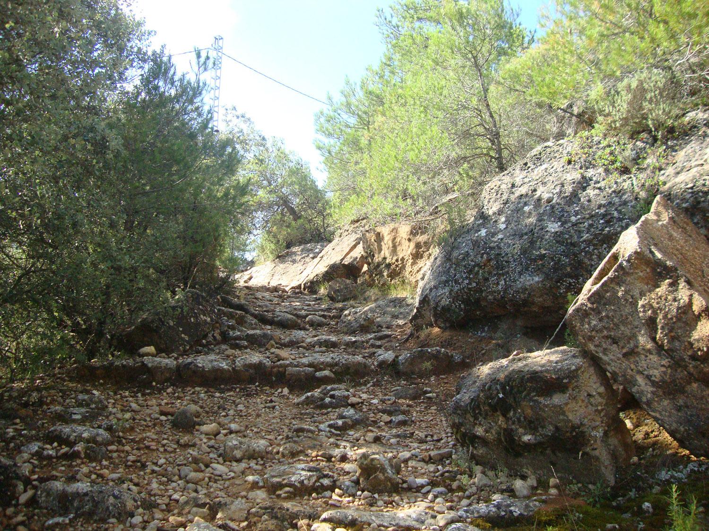 Camino de la Font dels Prats
