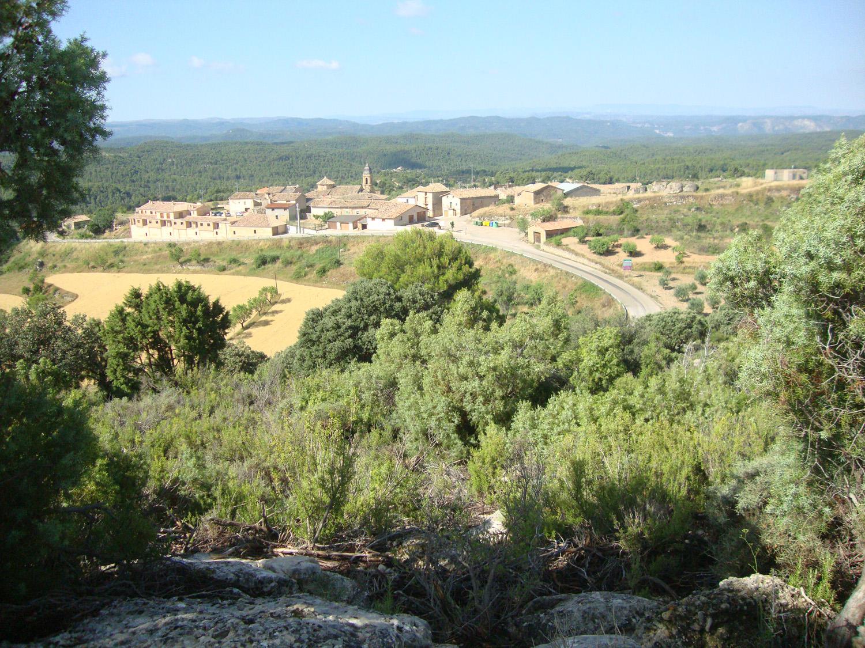 Punta de La Solana y La Cerollera
