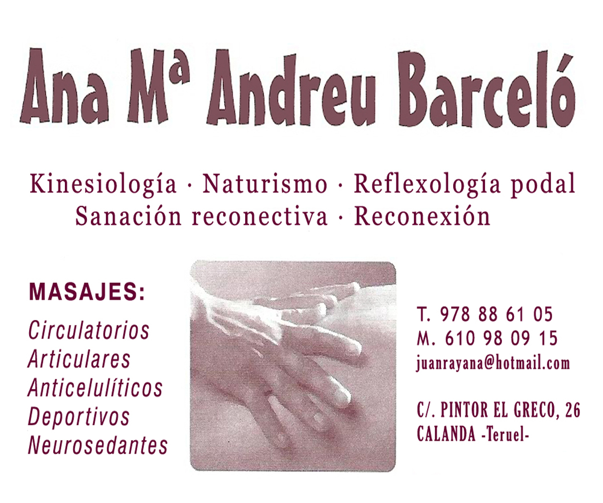 Logo Ana MªAndreu Barceló