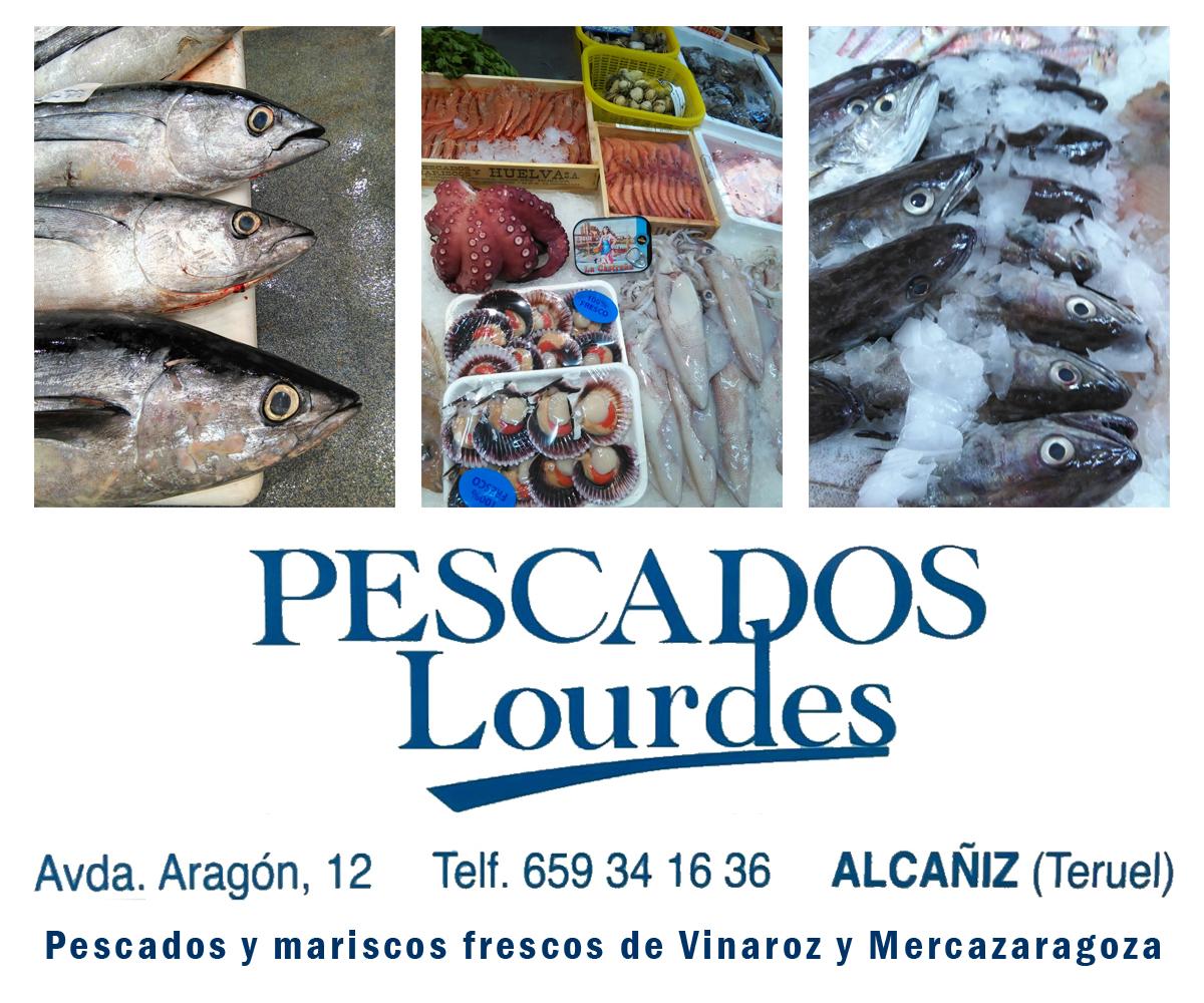 Logo Pescados Lourdes