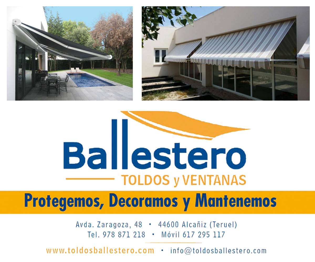Logo Toldos Ballestero