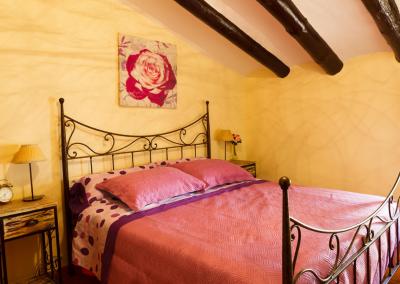 Casa val de luna dormitorio rosa