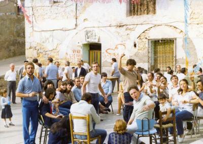 Fiestas 1980-82 amigos
