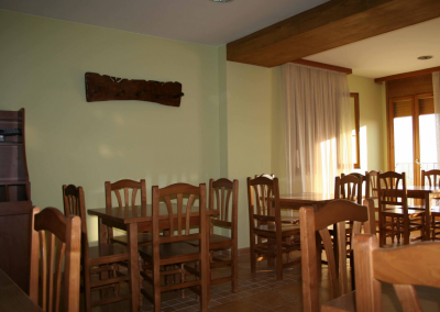 Hostal La Cerollera sala