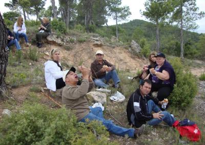 Romeria al santet 2011 bocadillos