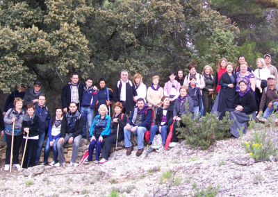 Romeria al santet 2011 grupo