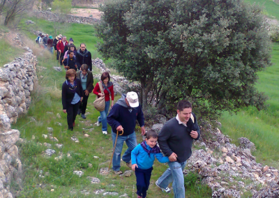 Romeria al santet 2012 subida