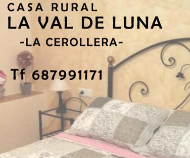 Logo Casa Rural Val de Luna