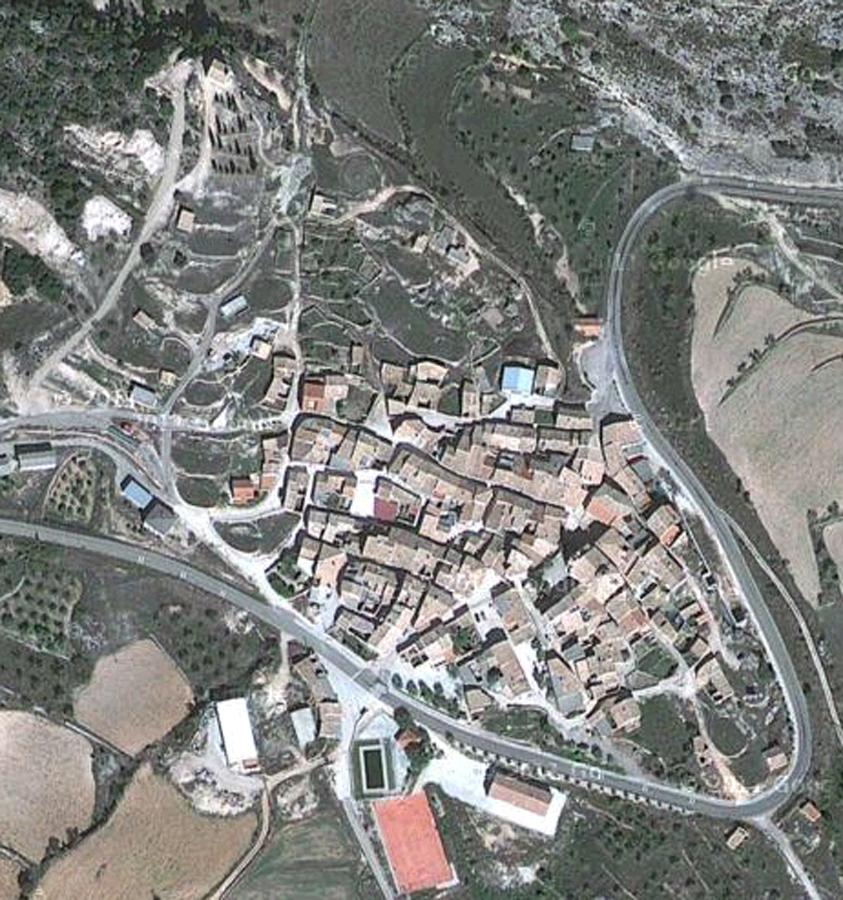 Foto aérea La Cerollera