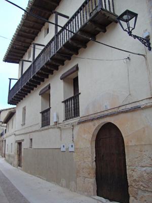 Fachada Casa Pallarés