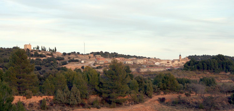 Vista de La Cerollera